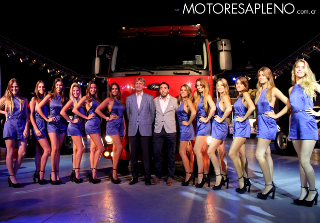 Ford presento la Nueva Linea Cargo Euro V 11