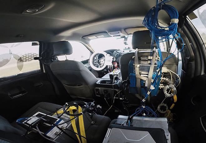 Ford y Autonomous Solutions Inc desarrollan software y componentes para pruebas con robots en vehiculos autonomos 1