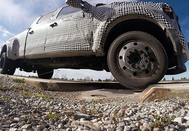 Ford y Autonomous Solutions Inc desarrollan software y componentes para pruebas con robots en vehiculos autonomos 2