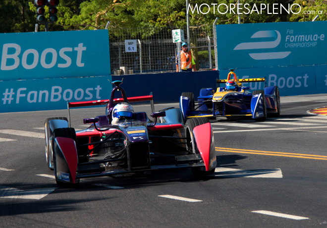 Formula E - Buenos Aires - Argentina 2016 - Carrera - Sam Bird - DS Virgin Racing