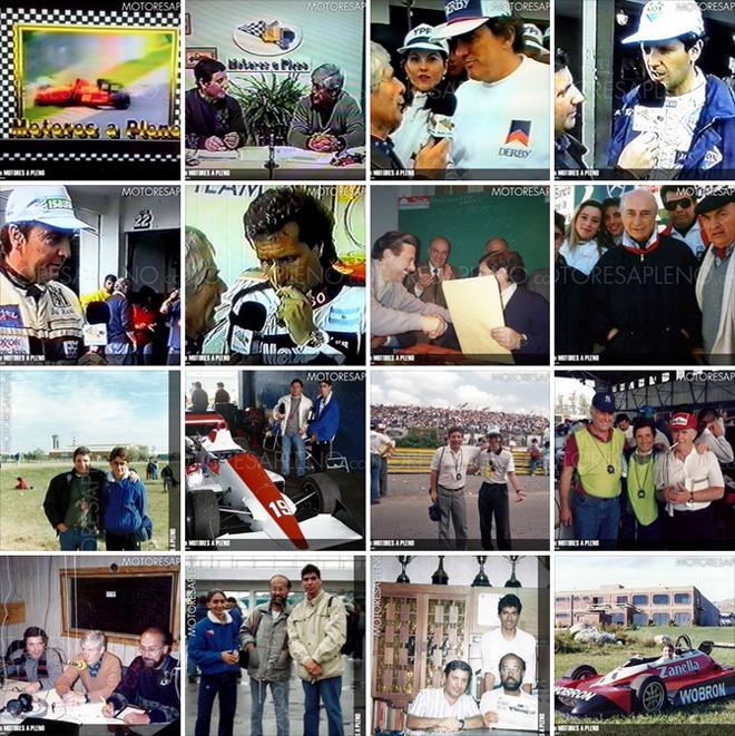 Galeria de Fotos - Motores a Pleno - 25 Aniversario