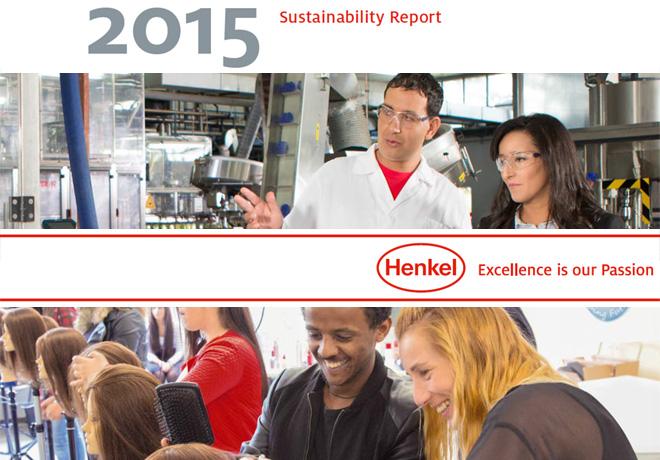 Henkel - Reporte de Sustentabilidad 2015 - thumb