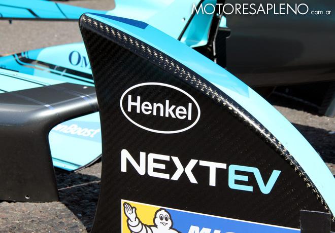 Henkel presente nuevamente en la Formula E 1