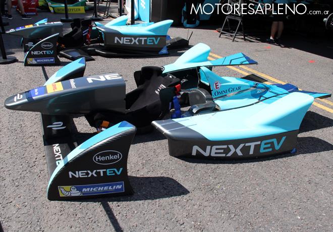 Henkel presente nuevamente en la Formula E 2