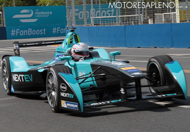 Henkel presente nuevamente en la Formula E 4