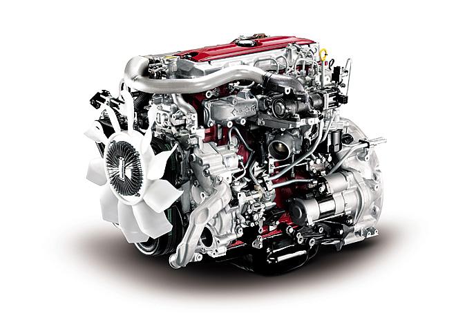 Hino - Motor Euro4 y Euro5