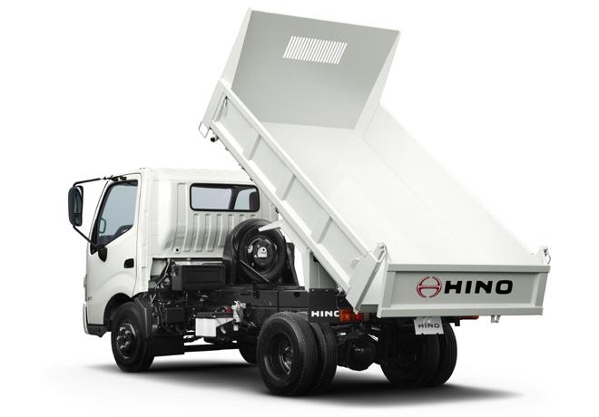 Hino Serie 300
