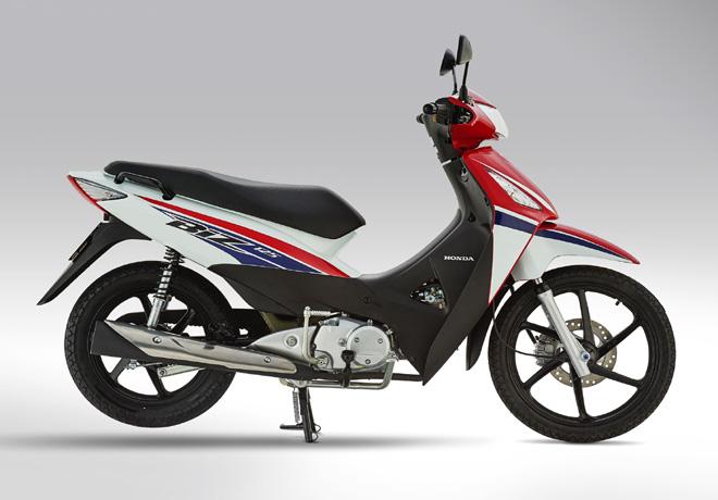 Honda Biz 125 GP Edicion Limitada 1