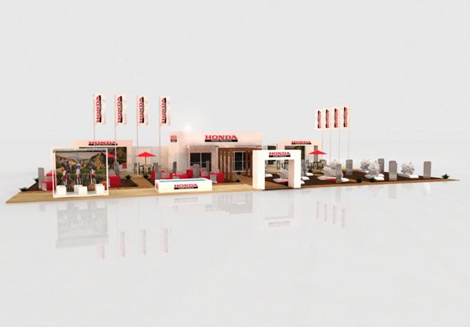 Honda estara presente en Expoagro 2016 1
