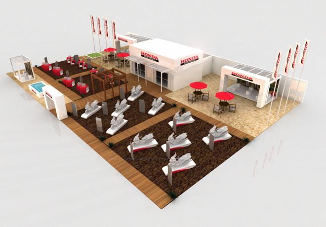 Honda estara presente en Expoagro 2016 2