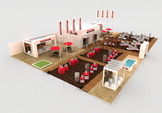 Honda estara presente en Expoagro 2016 3