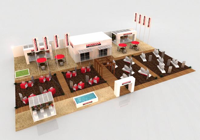Honda estara presente en Expoagro 2016 4