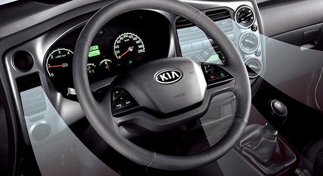Kia K2500 2