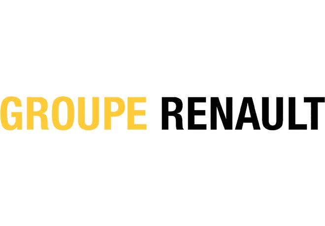 Logo Groupe Renault