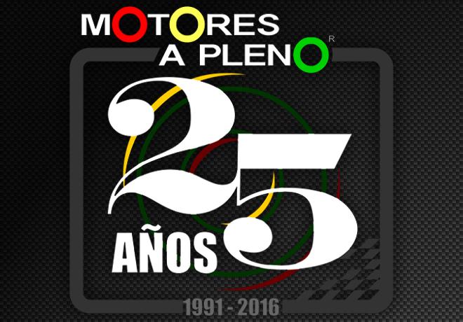 Motores a Pleno - 25 Aniversario