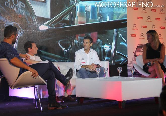 Presentacion Citroen Total TN Racing 1