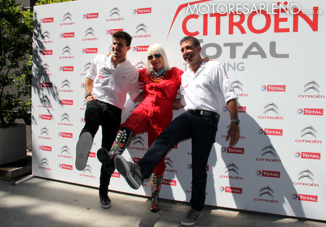 Presentacion Citroen Total TN Racing 3