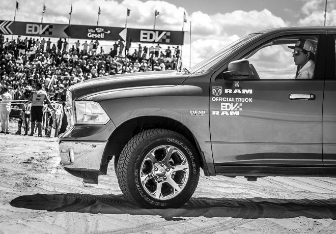 RAM - vehiculo oficial EDV 2016