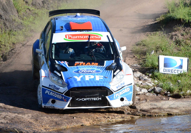 Rally Argentino - Cordoba 2015 - Final - Federico Villagra - Ford Fiesta MR