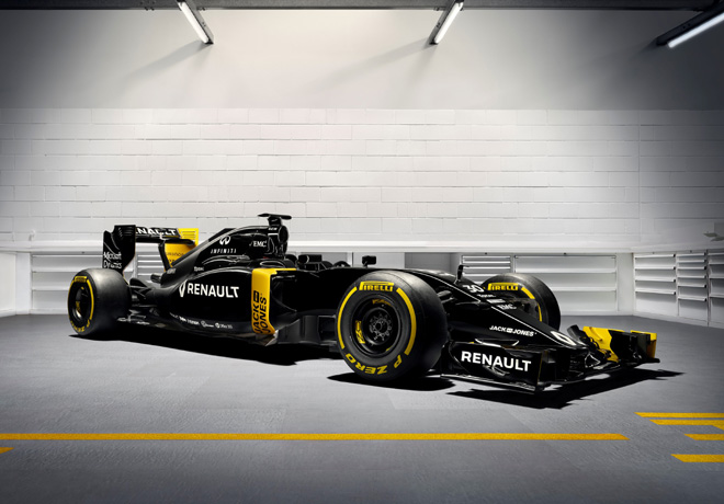 Renault Sport F1 - RS16 2