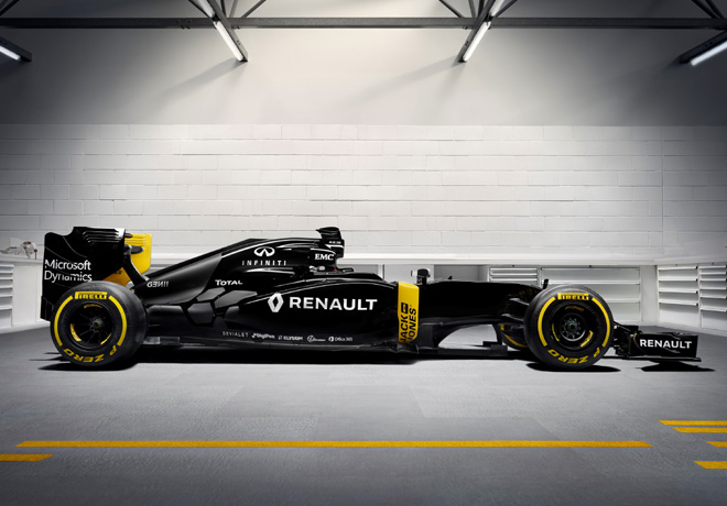Renault Sport F1 - RS16 3