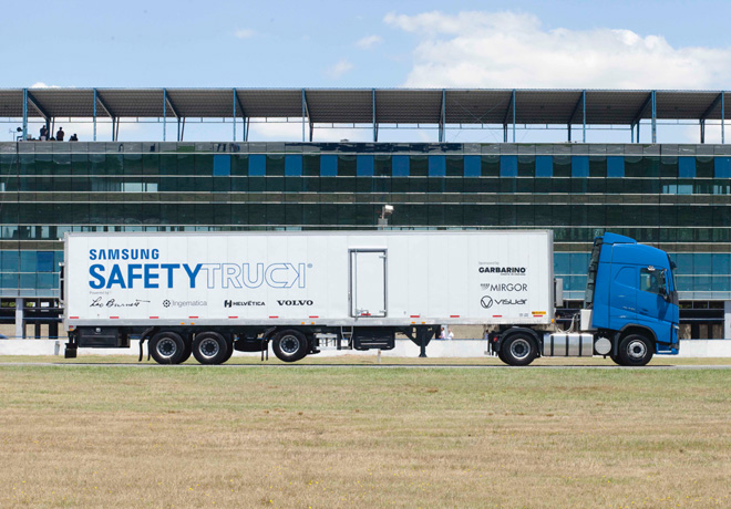 Samsung Safety Truck 3