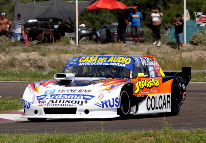 TC Pista - Viedma 2016 - Alan Ruggiero - Ford Falcon