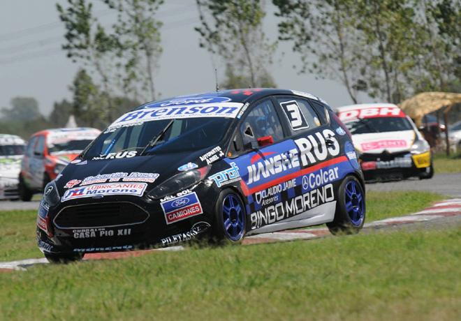 TN - La Plata 2016 - C2 - Nicolas Posco - Ford Fiesta