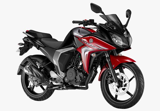 Yamaha Fazer Black Hawk