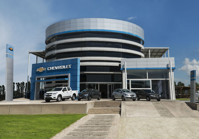 Apertura Concesionarios Chevrolet - Bonificaciones unicas del 3 al 6 de marzo