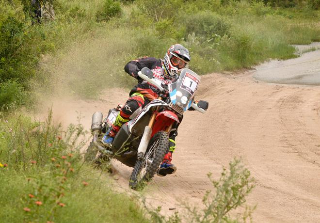 CARCC - Mina Clavero 2016 - Motos - Kevin Benavides - Honda