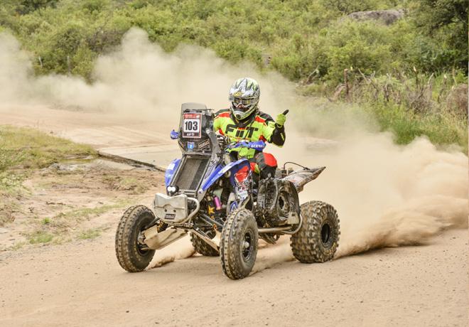 CARCC - Mina Clavero 2016 - Quads 4×2 - Gaston Gonzalez - Yamaha