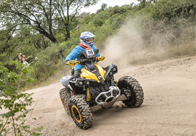 CARCC - Mina Clavero 2016 - Quads 4×4 - Pablo Curletto - Can Am