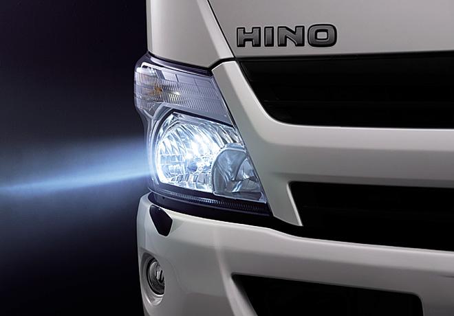 Camiones Hino y la Seguridad Activa y Pasiva 6