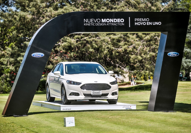 Comienza el Ford Kinetic Design Golf Invitational 2016