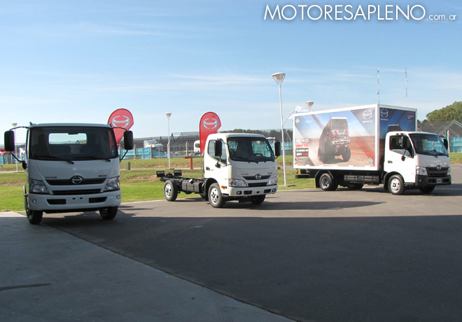 Hino - FTP - Primer curso de choferes de camiones livianos 2