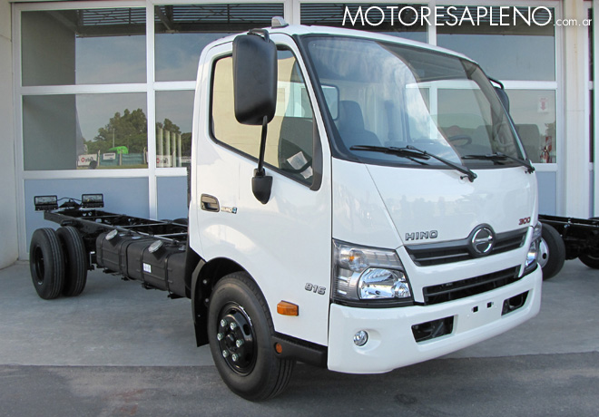 Hino - FTP - Primer curso de choferes de camiones livianos 4