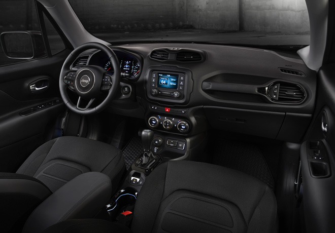 Jeep Renegade Dawn of Justice 2016 2