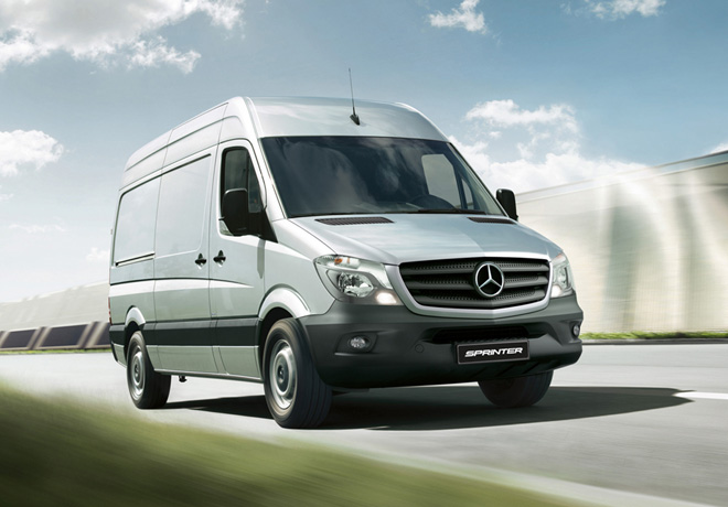 Mercedes-Benz Sprinter 1