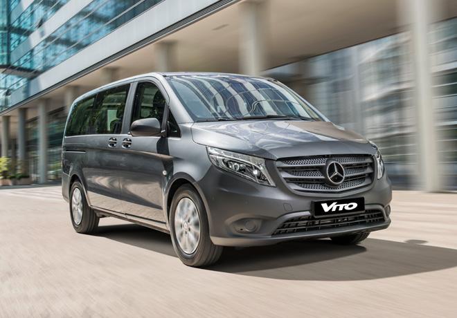 Mercedes-Benz Vito de pasajeros 1