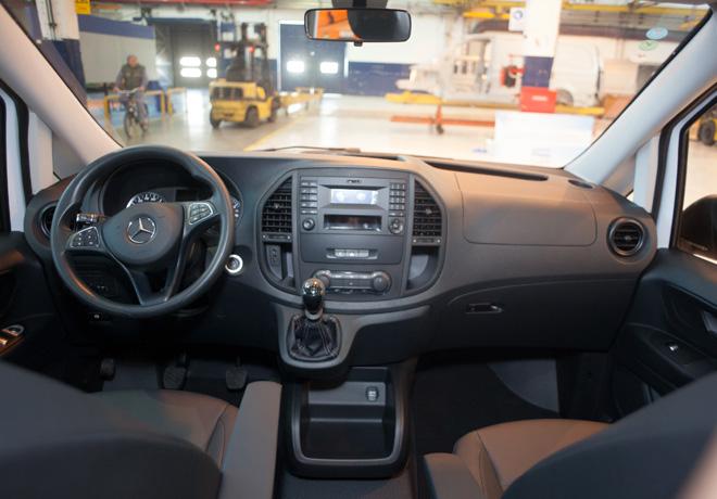 Mercedes-Benz Vito de pasajeros 2