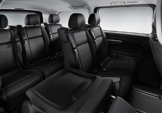Mercedes-Benz Vito de pasajeros 3