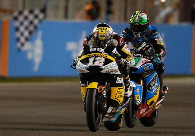 Moto2 - Qatar 2016 - Thomas Luthi - Kalex