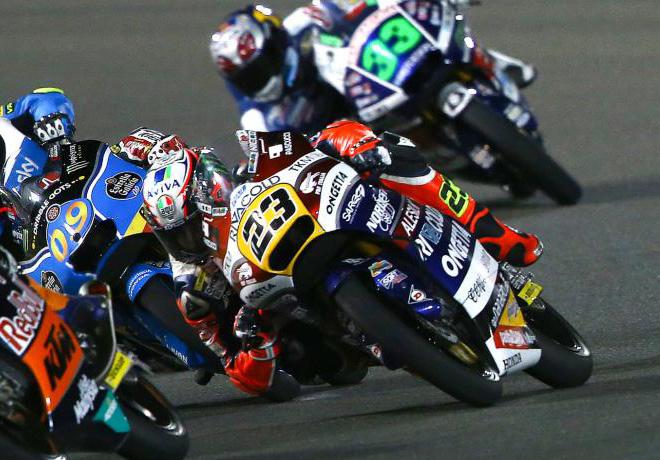 Moto3 - Qatar 2016 - Niccolo Antonelli - Honda