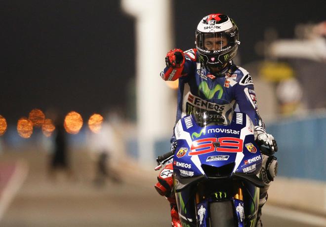 MotoGP - Qatar 2016 - Jorge Lorenzo - Yamaha