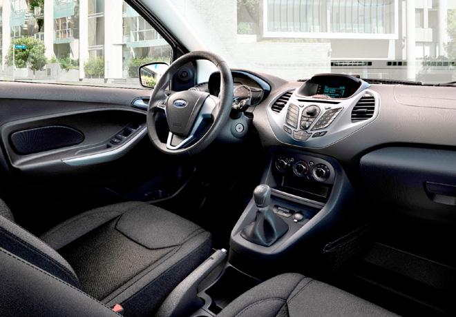 Nuevo Ford Ka 1