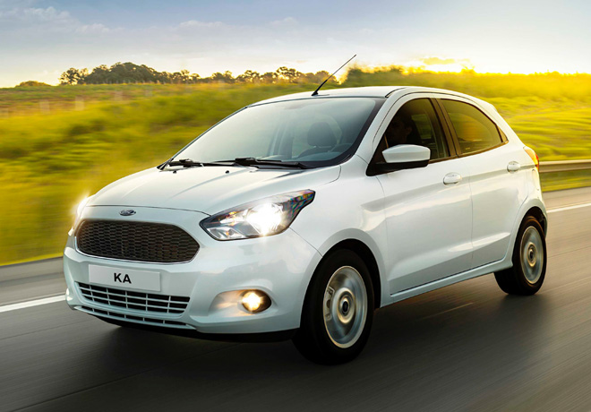 Nuevo Ford Ka Kinetic Design 1