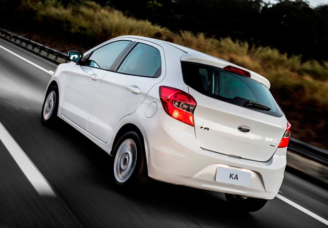 Nuevo Ford Ka Kinetic Design 2