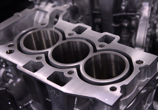 PSA - Motor 3 cilindros nafta Turbo PureTech
