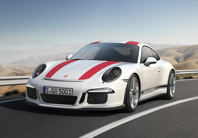 Porsche 911 R Serie Especial Limitada 2